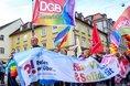 DGB unterstützt ersten Christopher Street Day in Landshut (Niederbayern)