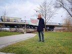 Vorpommernbrücke in Rostock muss saniert werden - Fabian Scheller (DGB)