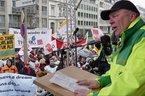 Bundesweite Warnstreiks Tarifrunde öffentlicher Dienst der Länder 2017