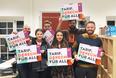 DGB-Jugend in Wuppertal für eine Stärkung der Tarifbindung