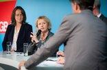 Monika Brandl, Gesamtbetriebsratsvorsitzende Deutsche Telekom