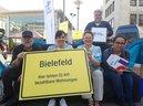 Wir wollen wohnen in Bielefeld