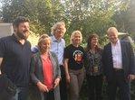 Tag 3 der Sommertour 2019 von Reiner Hoffmann Festival Jamel rockt den Förster