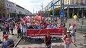 Unteilbar Demo in Dresden am 24. August 2019