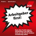 GKV-Parität Kampagnenkachel: Arbeitgeber first!