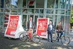 """DGB -Aktion """"Rente - Kurswechsel jetzt"""" in Berlin"""