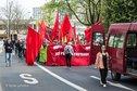 1. Mai in Göttingen: Demo