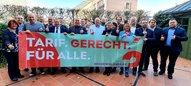 Tarif-Brunch mit Abgeordneten des Landtags Sachsen-Anhalt