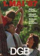DGB-Mai-Plakat 1987