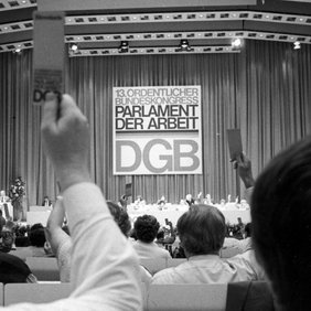 DGB Kongress 1986